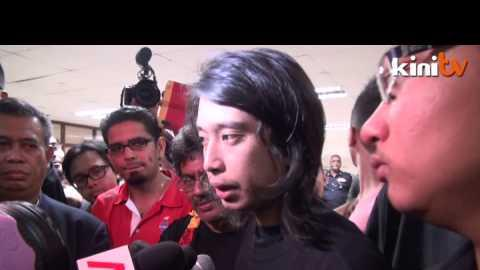 Adam Adli claims trial to sedition charge
