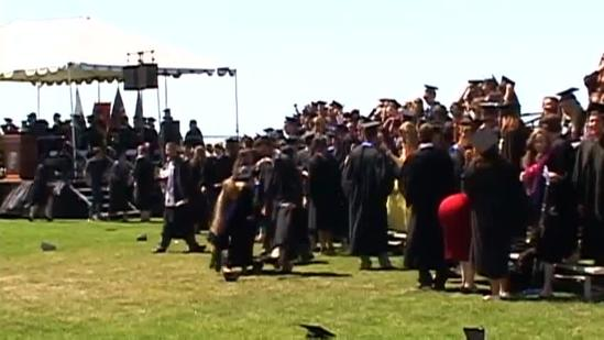 Graduation Day for UCSC students
