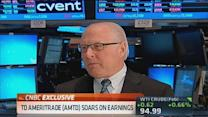TD Ameritrade CEO: Investor Movement Index climbing