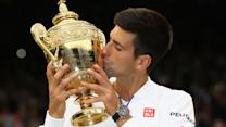 Djokovic Beats Federer to Win WImbledon Title