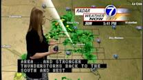 Holly's Stormy Forecast