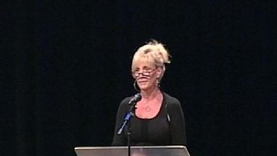 Erin Brockovich Speaks In DeLand