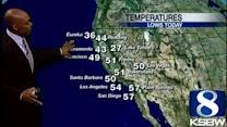 Check out your Saturday evening KSBW Weather Forecast 01 26 13