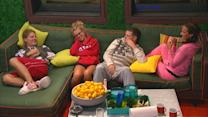 Big Brother - Nicole's Letter from Santa - Live Feed Highlight