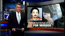 Michael Williams sentenced for killing stepdaughter