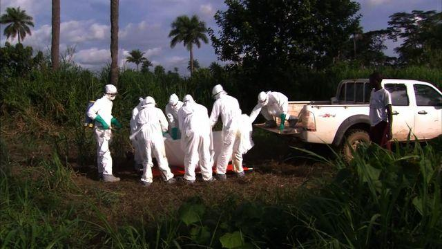 Face to face with deadliest Ebola outbreak ever