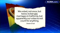 Marriage ruling raises ballot measure questions