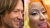 Keith Urban And Nicki Minaj Talk Joining American Idol