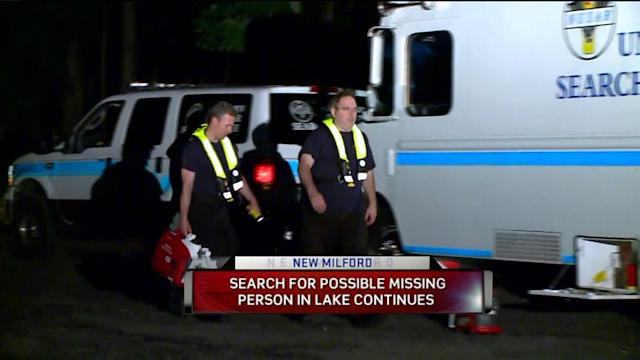Search Resumes For Missing Conn. Swimmer