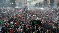 Gunfire erupts at Colorado pot event, 2 wounded