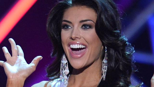 Miss Utah bombs Q&A section of Miss USA Pageant