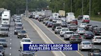 Most Labor Day travelers expected since 2008