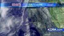 Thursday Weather Update for Northern California