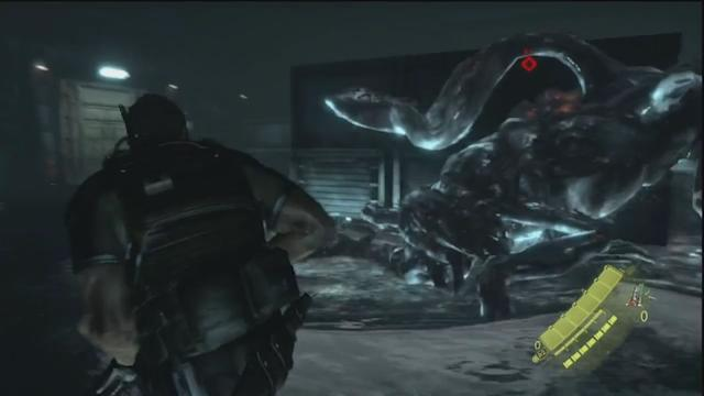 Resident Evil 6 Walkthrough (Chris) | Final Boss Guide: Underwater B.O.W.
