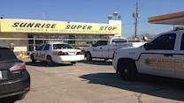 Deputy fatally shoots suspect at gas station