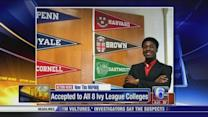 NY student accepted at all 8 Ivy League schools