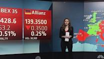 Europe opens higher as holiday cheer continues