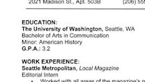 Company Immediately Calls Job Applicant Upon Seeing 'B.A. In Communications' On Résumé
