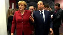 Germany, France want U.S. to agree to no-spying deal