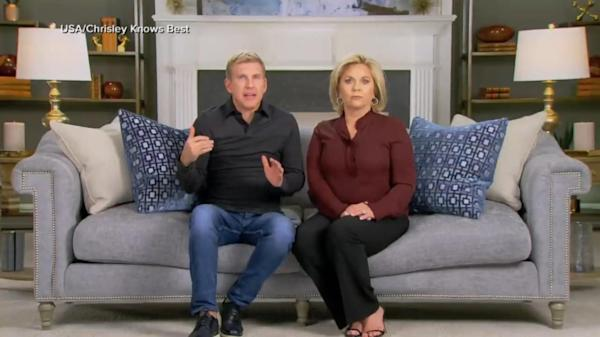Todd Chrisley's son Kyle opens up about addiction, mental