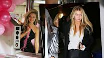 Gigi Hadid Celebrates Her 20th Birthday With Kendall Jenner