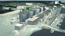 Japan approves 'ice wall' around leaking Fukushima power plant