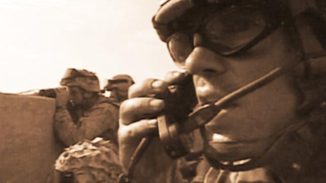 Soldiers' Stories: Book on Iraq War Details Military Experience