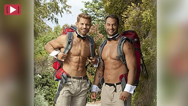 'Amazing Race' Chippendales on Wild Vegas Life