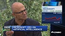 Nadella: Principled approach to AI