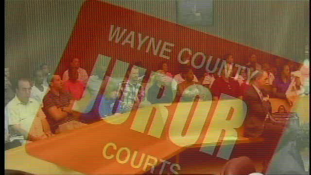 No-show jurors in court