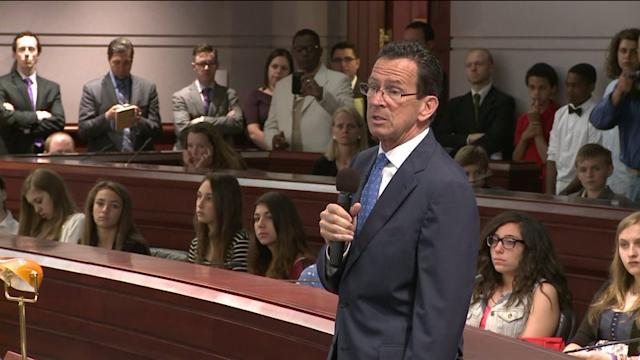 Malloy Signs Bill To Withhold Homicide Photos, Other Records, After Newtown