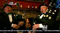 St. Patrick's Day Starts Early At The Irish-American Heritage Center