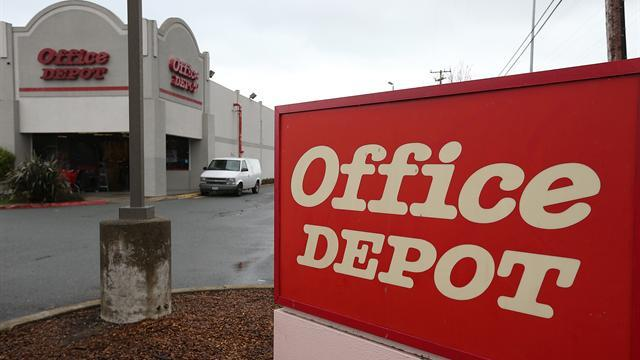 Office Depot buying OfficeMax for $1.2B