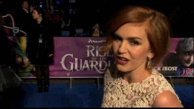 Rise Of The Guardians Premiere Report