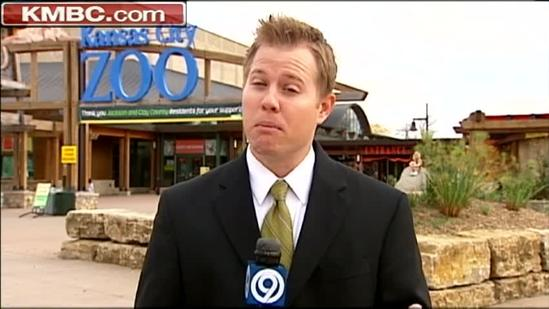 Police investigate robbery at KC Zoo