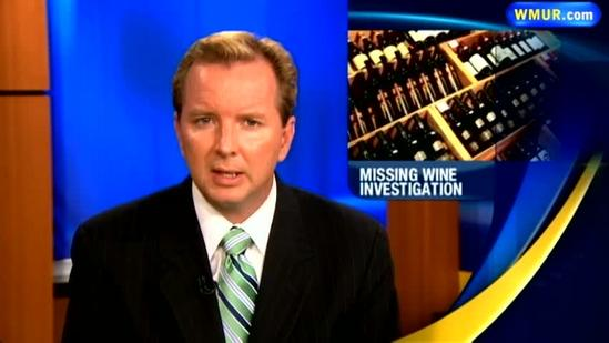 County attorney says he didn't investigate missing wine
