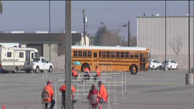 School Bus competition