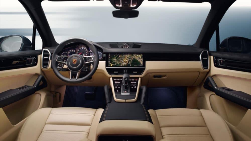 天機洩漏!全新第三代Porsche Cayenne提前曝光!