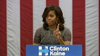 First Lady Michelle Obama Stumps for Hillary Clinton in Arizona