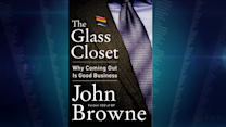 Out of the closet and the C-suite and happier than ever: John Browne's story