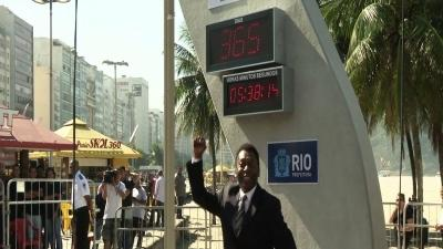 Brazil Counts Down to 365 Days Until World Cup