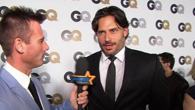 Joe Manganiello Talks 'True Blood's' New Wolf Pack