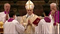 New Yorkers react to resignation of Pope Benedict XVI