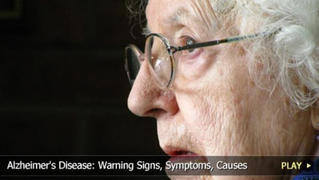 Alzheimer's Disease: Warning Signs, Symptoms, Causes