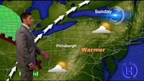 KDKA-TV Nightly Forecast (5/22)