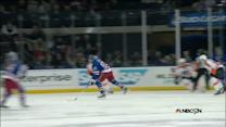 Rangers start fast with two in 28 seconds
