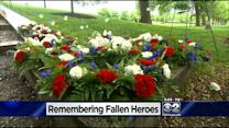 Grant Park Memorial Day Ceremony Honors Fallen Soldiers