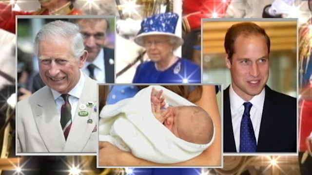 Prince George Prepped for Modern Royal Christening