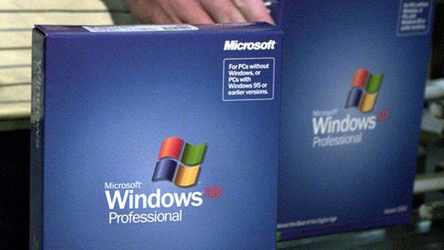 Windows XP death watch begins