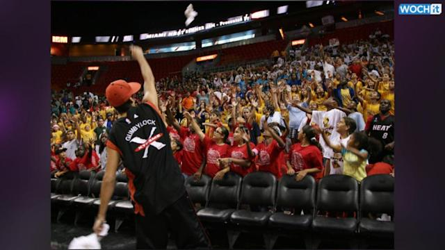 Miami Heat Playoff Tickets Less Expensive During First Round Than Regular Season Average